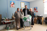 Euroresidentes in Los Alcázares donate food to families in need