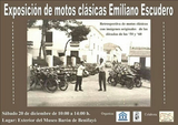20th December, Classic motorbikes in San Pedro del Pinatar