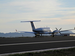 Calibration flights successful at Corvera airport