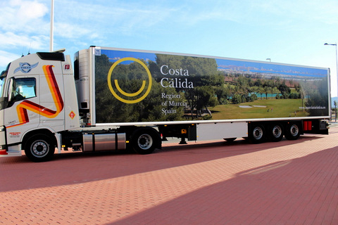 <span style='color:#780948'>ARCHIVED</span> - Costa Cálida to be promoted on the motorways of Europe
