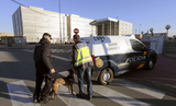 Bomb scare at the Ciudad de la Justicia in Murcia