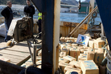Almost 9 tons of hashish resin seized offshore from Cartagena