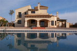 382,000€ Luxury 4 bed, 4 bath villa Hacienda del Álamo, Just Murcia
