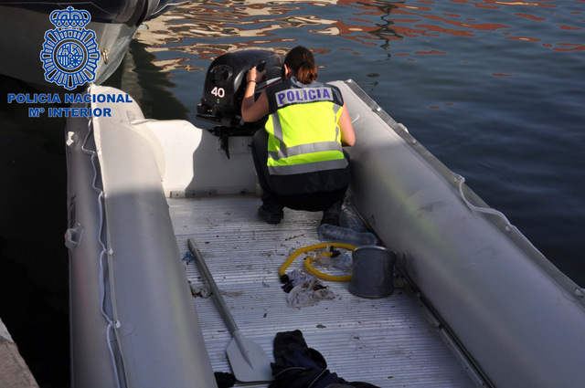 <span style='color:#780948'>ARCHIVED</span> - During 2014 232 illegal immigrants reached Murcian waters