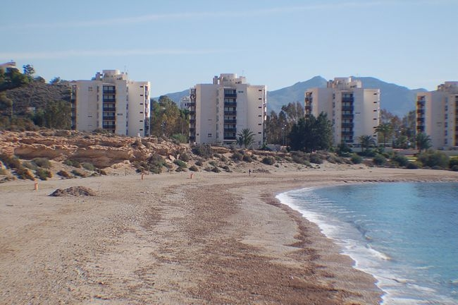 €138,000 Apartment 2 Bedrooms 2 Bathroom Beach Front Isla Plana