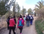 3rd May, 15km guided walk leaving from Totana