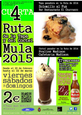 20th February to 22nd March Mula Tapas Route