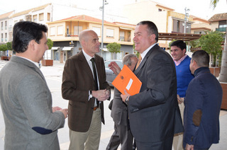 <span style='color:#780948'>ARCHIVED</span> - Murcia government studies plans to improve access to Los Arcos hospital in San Javier