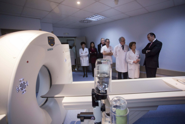 <span style='color:#780948'>ARCHIVED</span> - Arrixaca hospital in Murcia to install new PET-CT scanner
