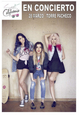 28th March, Sweet California in concert in Torre Pacheco