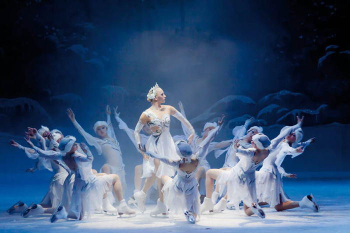 <span style='color:#780948'>ARCHIVED</span> - 22nd to 26th April, Swan Lake on Ice in city of Murcia