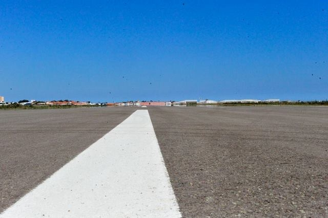 San Javier airport: January passenger traffic down 81% from Jan 2007