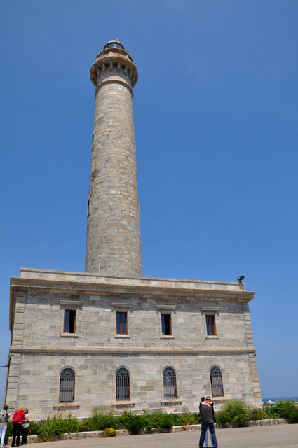 Cabo de Palos lighthouse