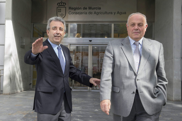 <span style='color:#780948'>ARCHIVED</span> - Convulsions continue in Murcia regional politics