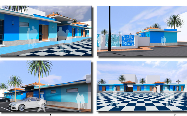 <span style='color:#780948'>ARCHIVED</span> - Central Águilas square due for autumn makeover