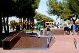 New skate park opened in Los Alcázares