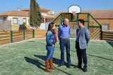 New sports facilities opened in Pozo Aledo San Javier