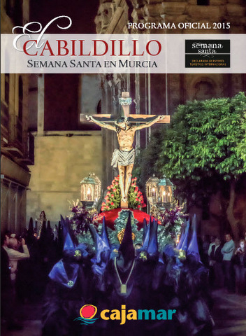 <span style='color:#780948'>ARCHIVED</span> - Murcia capital Semana Santa 2015 Programme in English