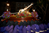 First Spanish Semana Santa parade is in Cartagena at 3am on Friday morning