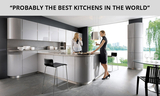 Top quality German kitchens, bathrooms and bedrooms now available in Mar Menor area