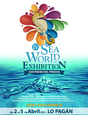 2nd to 5th April, 4th Sea World Exhibition in San Pedro del Pinatar