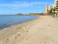 Cartagena beaches: Playa de la Gola, La Manga del Mar Menor