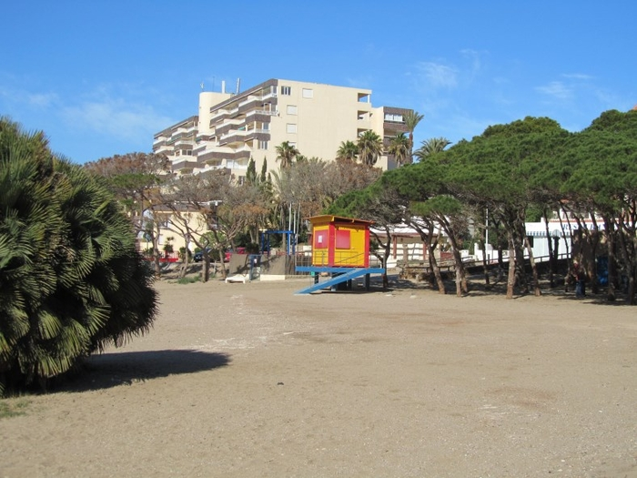 Cartagena beaches: Cala del Pino La Manga del Mar Menor