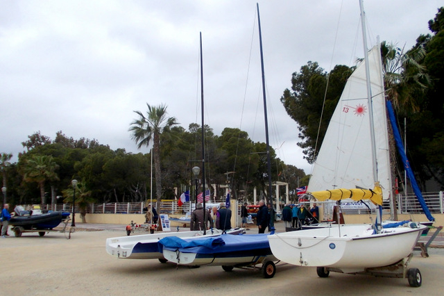 <span style='color:#780948'>ARCHIVED</span> - SAMM Sailing Club Open Day Success-despite the weather