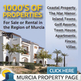 Murcia Today launches the Murcia Property Page