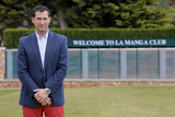 NEW director of golf at Europe's premier sports and leisure destination La Manga Club resort in Murcia