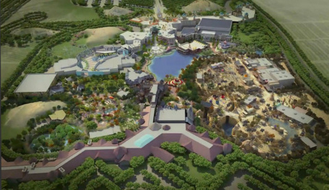 Paramount theme park project hopes to survive Santa Mónica bankruptcy