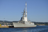 25th and 26th April, chance to visit Spanish navy frigate in Cartagena