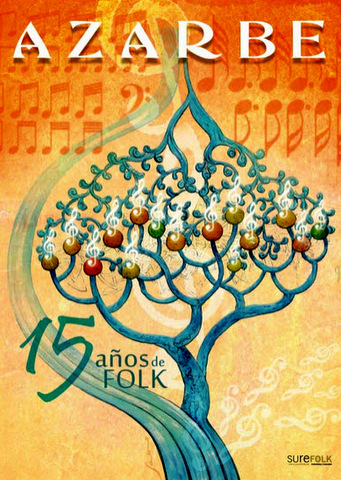 <span style='color:#780948'>ARCHIVED</span> - 29th May, Azarbe folk music at the Murcia auditorium