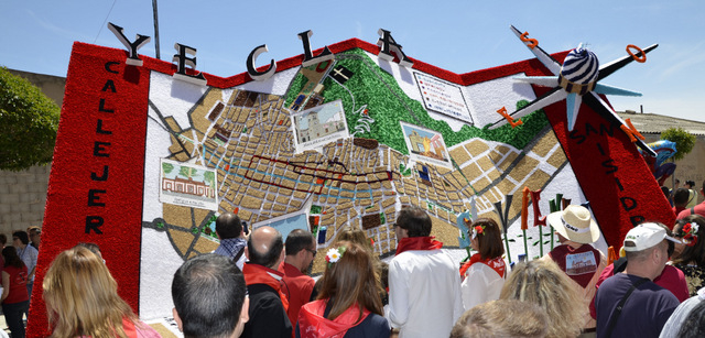 The Fiestas de San Isidro in Yecla