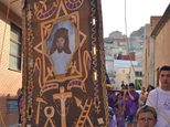 Lorca celebrates its annual paper procession this weekend