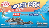 Terra Natura water park open for summer 2015