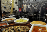 Casas del Rey: tapas in historical central Cartagena setting