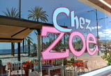 Chez Zoe, French restaurant on the seafront in Puerto de Mazarrón