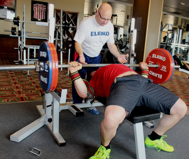 The 2015 Western European Powerlifting Championship to be held for the first time at La Manga Club