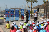Until 5th July, WWF solar catamaran trips in Cartagena
