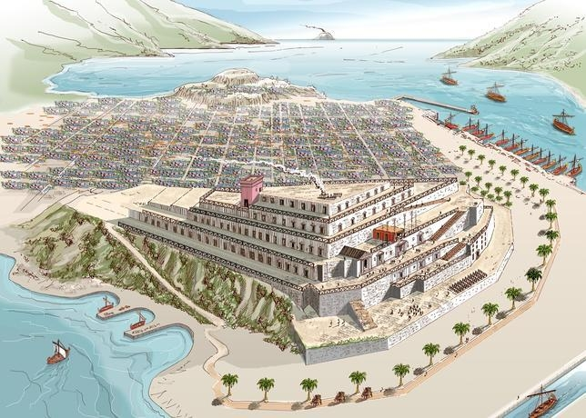 <span style='color:#780948'>ARCHIVED</span> - Arqua director finds evidence of the palace of Hasdrubal in Cartagena