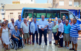 Los Alcazares to Los Arcos hospital bus comes into service