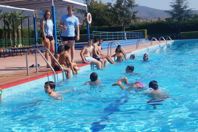 Murcia Today Totana Open Air Swimming Pools Remain Open During August