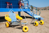 Mazarrón beaches adapted for the less mobile and disabled