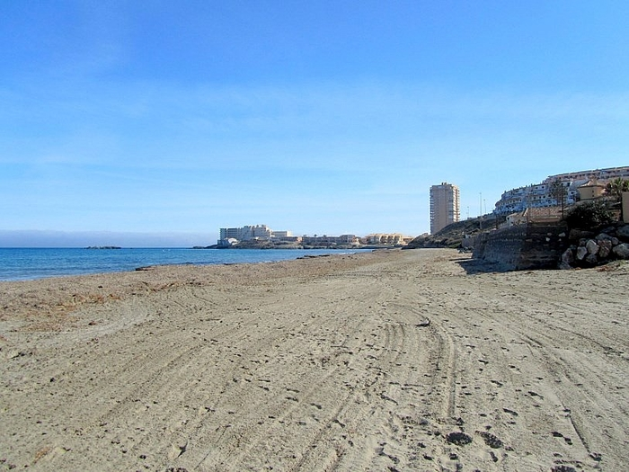 Cartagena beaches: Playa Calnegre, La Manga del Mar Menor