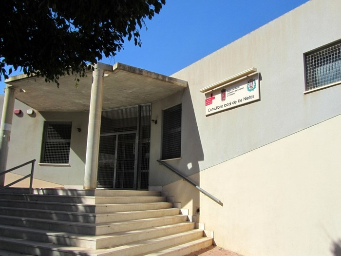 Medical centre in Los Nietos