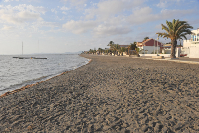 Cartagena beaches: Punta Brava