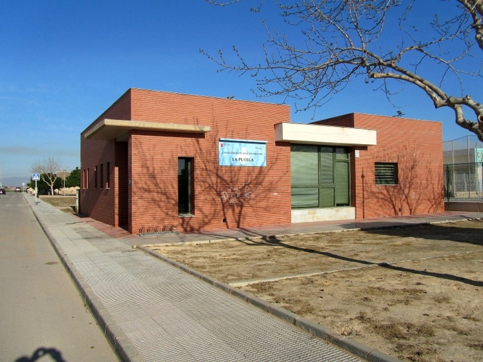 Medical centre in La Puebla