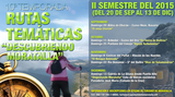 25th October, guided walk in the Cenajo area of the Moratalla countryside