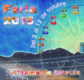 2nd to 12th October, Alhama de Murcia Feria and Fiestas 2015